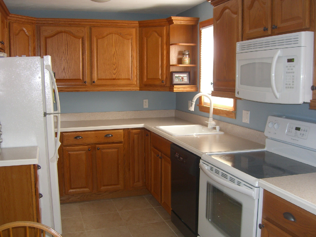 Kitchen lighting upgrade professional property services for Kitchen upgrades