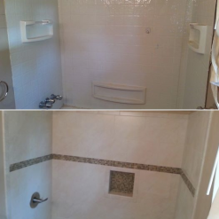 Bath Makeover by Professional Property Services